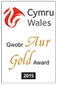 KinmelArms-VisitWales_Gold-Award