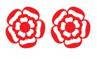 KinmelArms-two-Rosettes