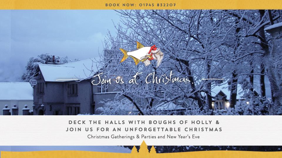 Christmas at the Kinmel Arms