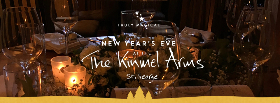 New Years Eve at The Kinmel Arms