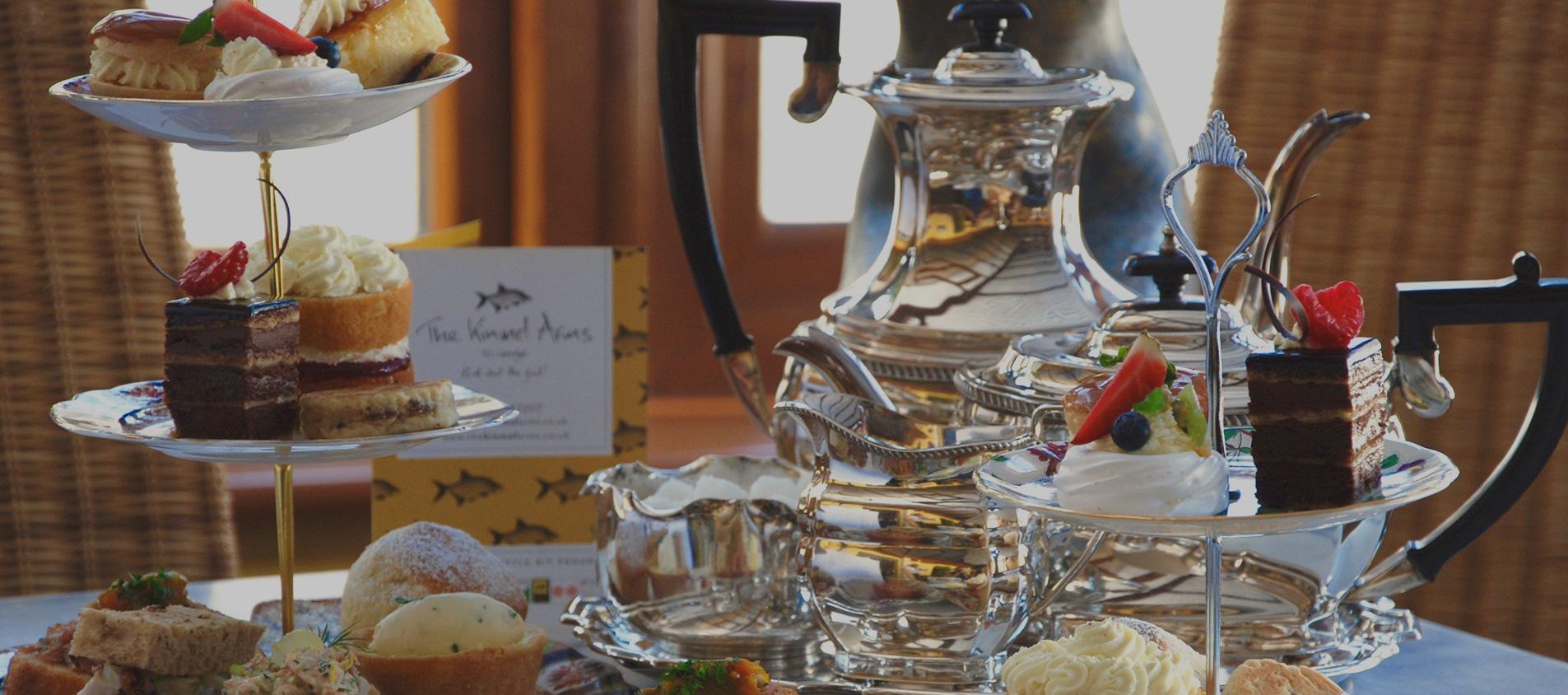 afternoon-tea-north-wales