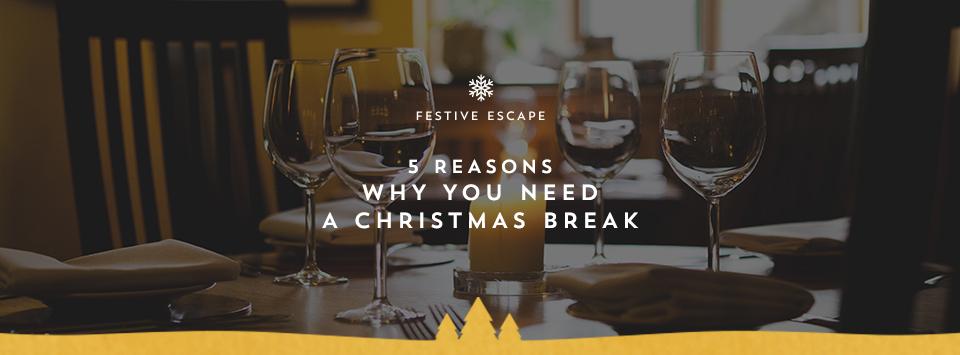 December Break at The Kinmel Arms
