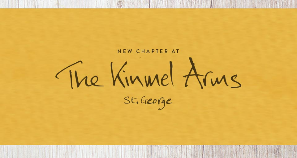 New Chapter at The Kinmel Arms