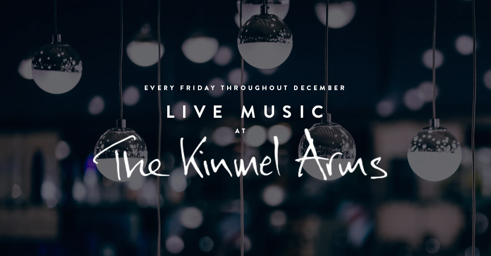 Live Music at The Kinmel Arms North Wales