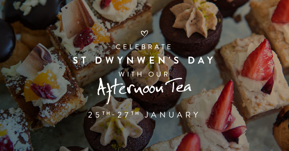 St. Dwynwen's Welsh Afternoon Tea