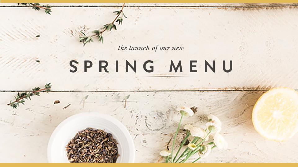 launch-of-Kinmel-ARms-Spring-menu