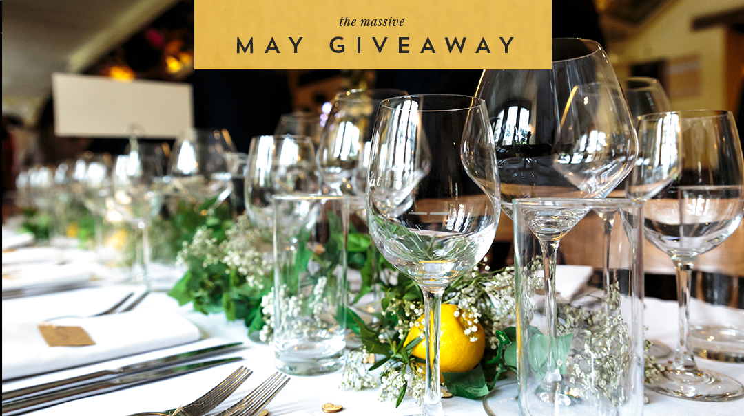 The Kinmel Arms Massive May Giveaway