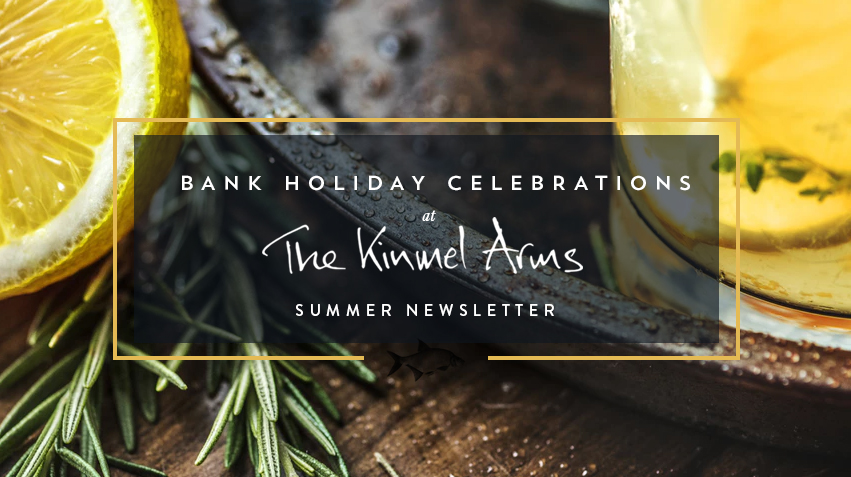 August Bank Holiday in Kinmel Arms
