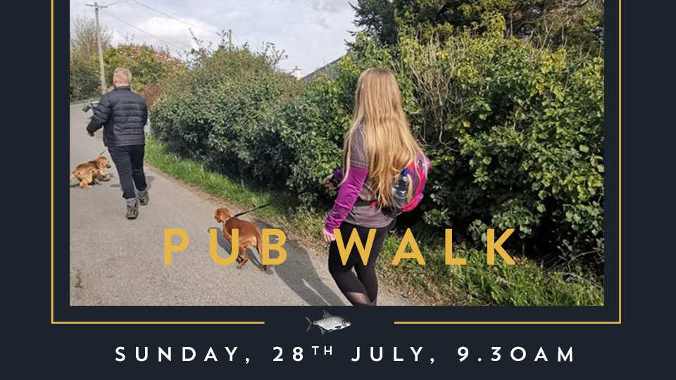 Community Pub Walk - Sunday 28th July