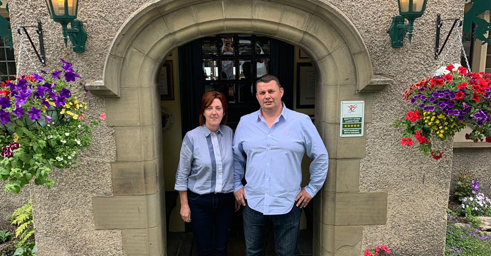 The Kinmel Arms St George welcomes new management to its fold.